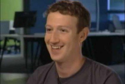 Марк Цукерберг и Шерил Сандберг о стратегии Facebook